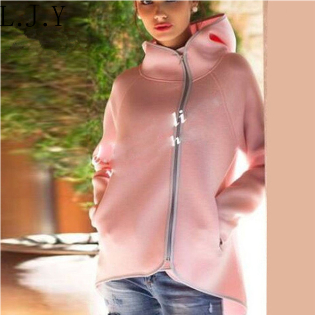 New Ladies Irregular Candy Colors Hooded Parka Coat Winter Warm Womens Outwear manteau femme