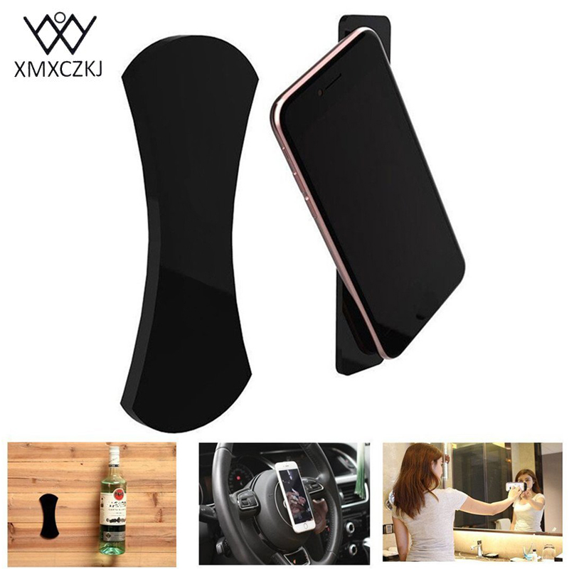XMXCZKJ Phone Stand Rubber Sticker Sticky Gel Pad Car Holder Washable Sailor Sticker Car Pads For Phone Tablets GPS Accessories ...