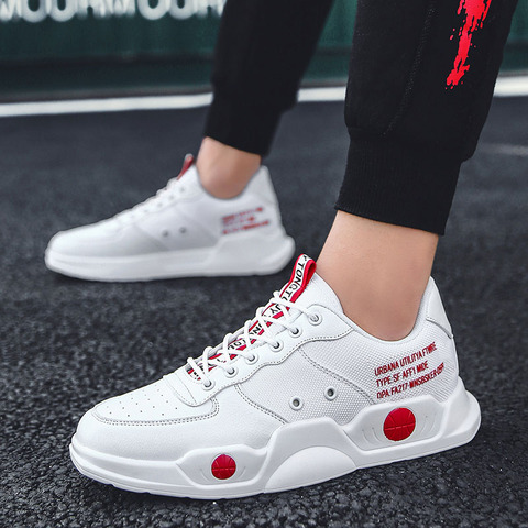 5a2ea247a Light Non-slip Casual Shoes 2019 Spring New Men's Fashion Sneakers High  Quality Outdoor Comfortable ...