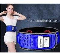 CK001 Massage belt Massage health care slimming fat burning massage fitness equipment vibration thin waist Belt Vibrating slim