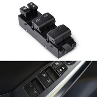 DWS 165 25401 ZT10A Electric Front Left Power Window Master Switch Driver Side Fit For Nissan