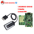Newest WoW SNOOPER V5.008 R2 With Bluetooth+Keygen free active Car Truck  Diagnostic Tool New WOW VCI Better Than TCS CDP PRO