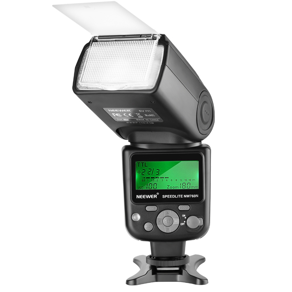 Neewer NW760 Remote TTL Flash Speedlite with LCD Display for Nikon D7200 D7100 D7000 D5500 D5300 D5200 D5100 D5000 D3300 D3200 Neewer NW760 Remote TTL Flash Speedlite with LCD Display for Nikon D7200 D7100 D7000 D5500 D5300 D5200 D5100 D5000 D3300 D3200