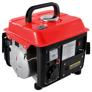 Gasoline-Generator Miniature 63CC Portable Household 2-Stroke Low-Noise Single-Phase