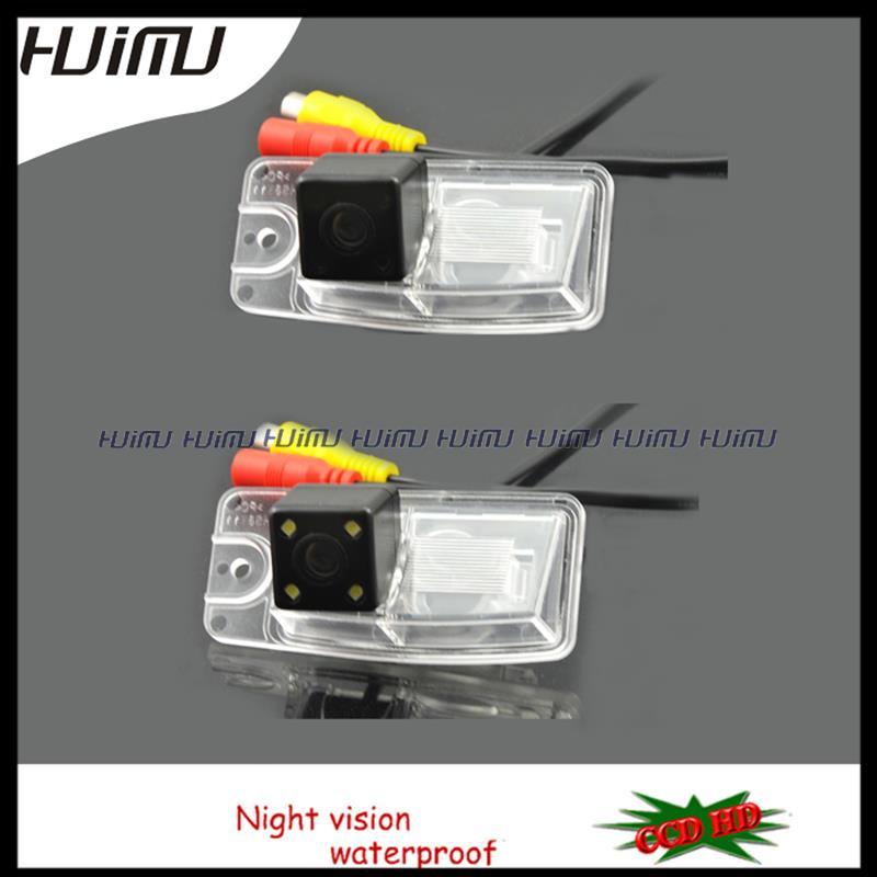 imágenes para Alambre sin hilos de opinión posterior de la cámara para sony ccd nissan x-trail 2014 pakring cámara visión nocturna de hd led a prueba de agua