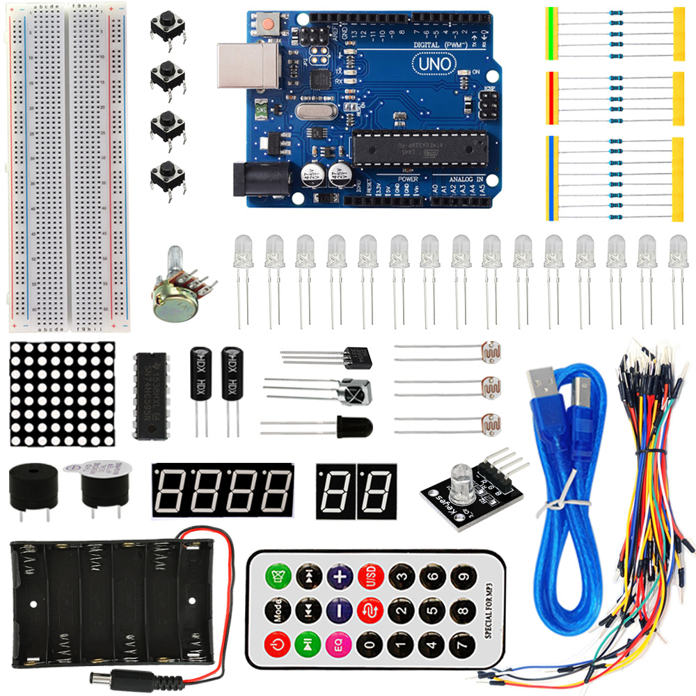 KEYES  Basic Starter Kit UNO R3 Learning Kit For Arduino