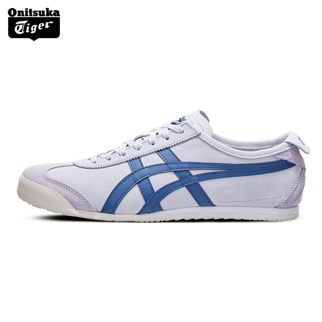 meet 1b9f9 f13ed US $276.67 |Onitsuka Tiger Classic Casual Shoes for Women / Men Fashionable  Comfortable Vintage Sneakers Badminton Shoes MEXICO 66 1183A198-in ...