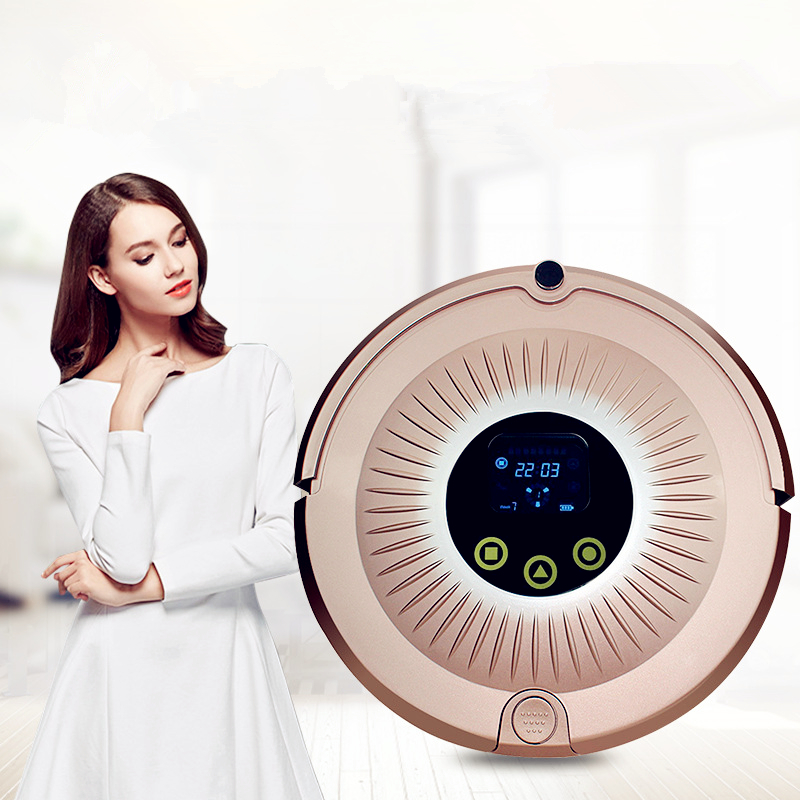 Ultra-thin smart mini Robot Vacuum cleaner Automatic recharge Robot Vacuum cleaner home Smart Plan type Robot Vacuum cleaner eworld m883 vacuum cleaner smart sweeping rechargeable robot vacuum cleaner remote controlled automatic dust home cleaner