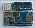 1 pcs UNO Escudo Ethernet Shield W5100 R3 UNO Mega 2560 1280 328 placa de Desenvolvimento W5100 UNR R3 <só PARA arduino