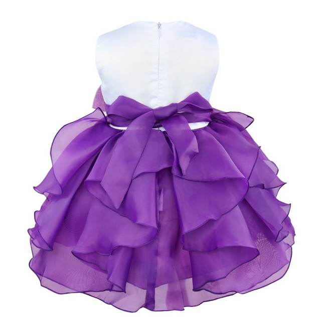 New Petals Baby Party Dress