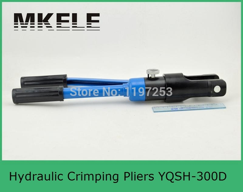 MK-YQSH-300D good crimping tool price pliers cutters,cables crimping tool price high quality mk yqsh 120d hydraulic crimping pliers wire cutters pliers heavy duty pliers clamp china