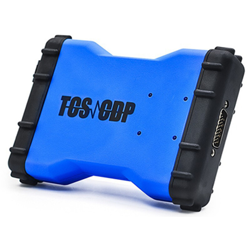 Top selling 5pcs/lot DHL Quality A new vci vd tcs cdp with Bluetooth obd2 Scanner for cars / trucks VD TCS cdp pro plus with LED