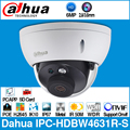 Dahua IPC-HDBW4631R-S 6MP IP камера POE камера CCTV поддержка IK10 IP67 POE слот для sd-карты Обновление от IPC-HDBW4431R-S Onvif