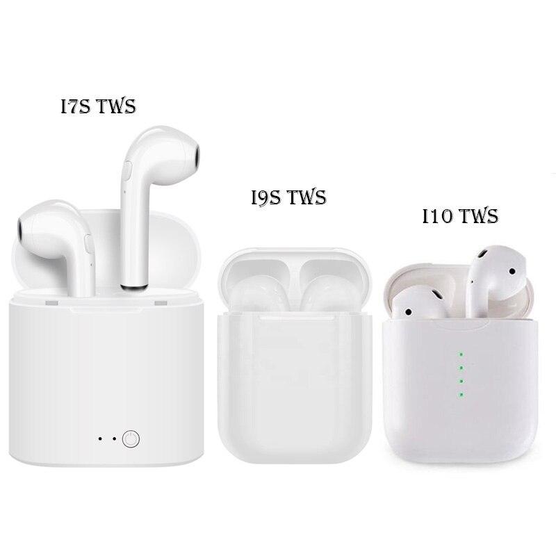 I9s I10 TWS Wireless Bluetooth Earphone Headphone Mini Air P