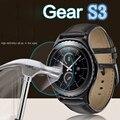 Высокое Качество царапинам Протектор Экрана Стекло Пленка для Samsung Gear S3 Smart Watch (3 Пакетов)