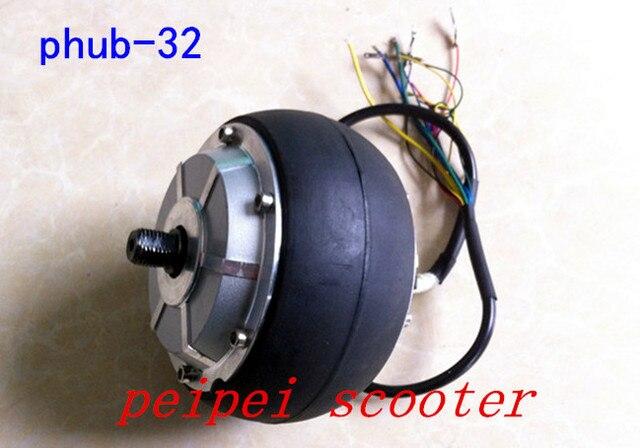 Especial para el robot inteligente sin escobillas del motor de 250 w se puede personalizar (phub-32)