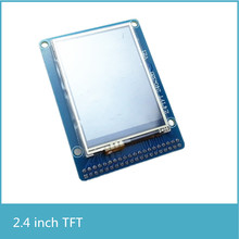 2.4 inch TFT Color Screen with Touch IC with SD Card Interface for FPGA Developement Board