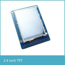 Écran couleur TFT 2.4 pouces avec IC tactile avec Interface carte SD pour carte de développement FPGA