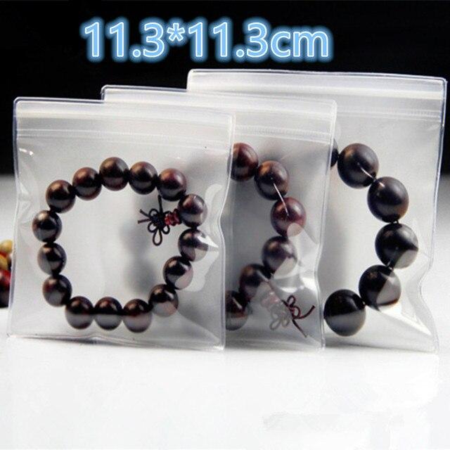 Free Shipping 11 3 3cm Jewelry Ziplock Zip Lock Reclosable Plastic Clear Anti Oxidation