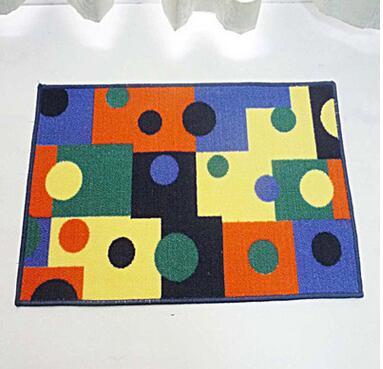 Romantic Children Fashion Dominator Printed Flannel Totoro Children Sofa  Tea Table MATS Household Carpet Cushion Grace