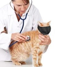Nylon Cat Muzzle Bath Protection Mask Kitten Travel Tool Light Convenient Bathing Muzzles Anti Bite Cat Grooming Supplies