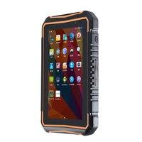 Rugged Tablet Waterproof PC QR 1D 2D Laser Barcode Reader Scanner Android Handheld Mobile PDA UHF RFID NFC Fingerprint GPS