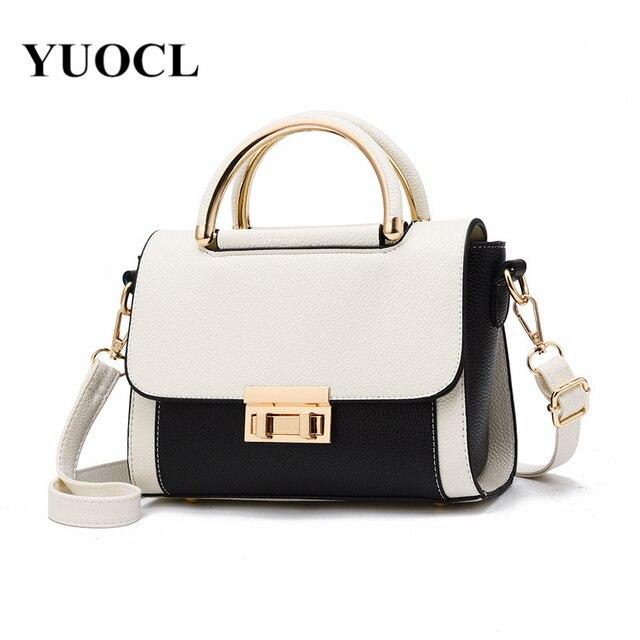 1b8c7a3ba1f0 2018 crossbody bags for women leather handbags luxury handbags women bags  designer hot sale female shoulder tote bag sac a main