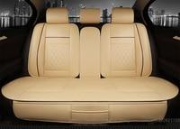 only car rear seat covers For MG Suzuki Leon Lexus Infiniti Porsche Geely Audi ZOTYE Isuzu etc. all car model accessorie Leather