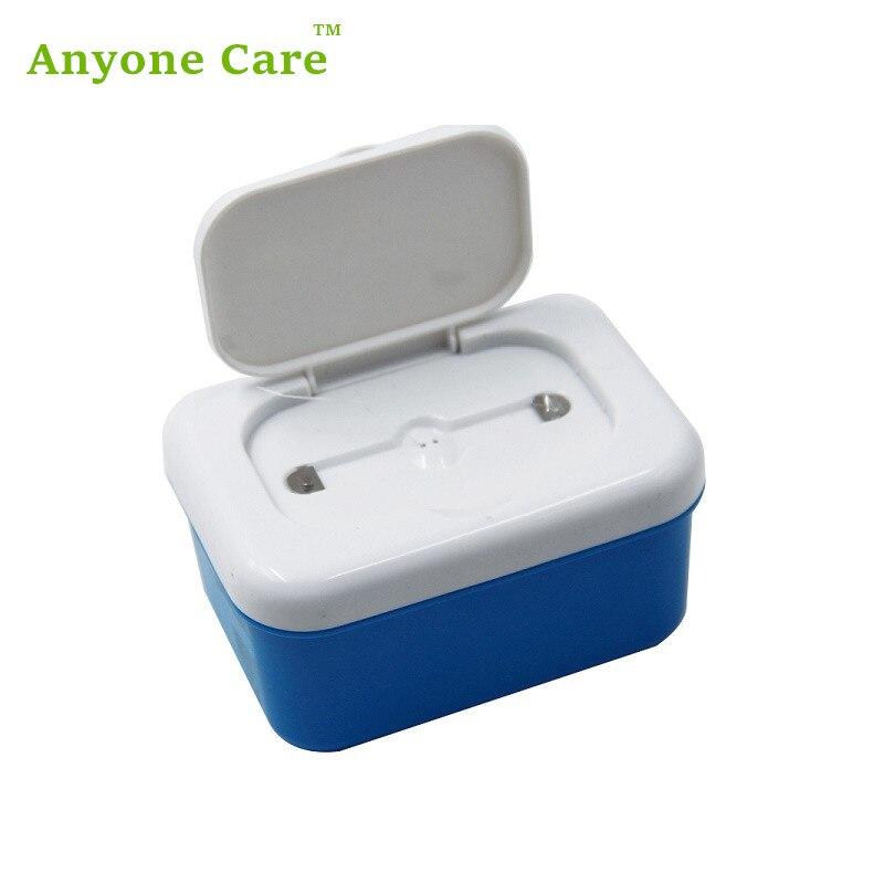 500 м х 2 рулона Семейный комплект зубная нить Вощеная мятным вкусом доступная диспенсер для Inter зубной очищающий зубов налета зубная нить