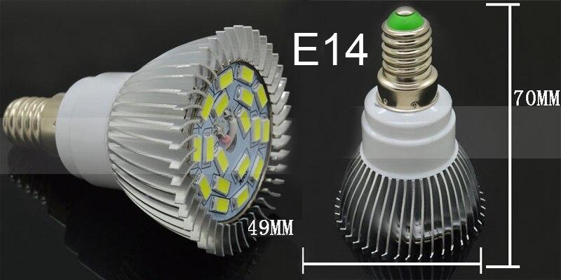 Levou Holofotes light lamp bulb ac90-265v ae Tensão : 85-265v