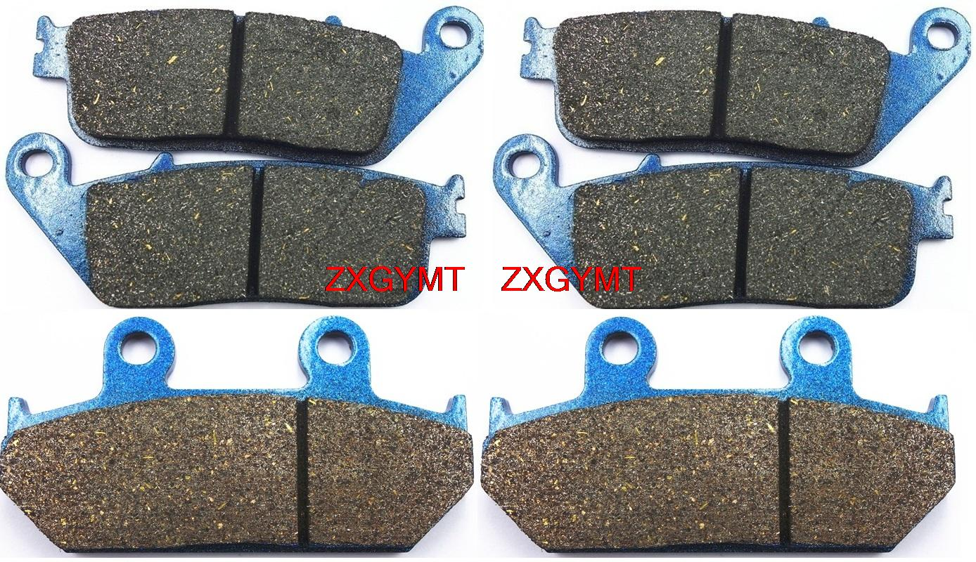 Motorcycle Resin Brake Pad Set for SUZUKI AN650 AN 650 Burgman 2002 & up nokotion sps v000198120 for toshiba satellite a500 a505 motherboard intel gm45 ddr2 6050a2323101 mb a01