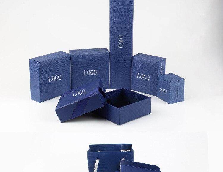 2020 SW Original Crystal From Austrian New Necklace Box Jewelry Box Jewelry Box Swans Brand Box