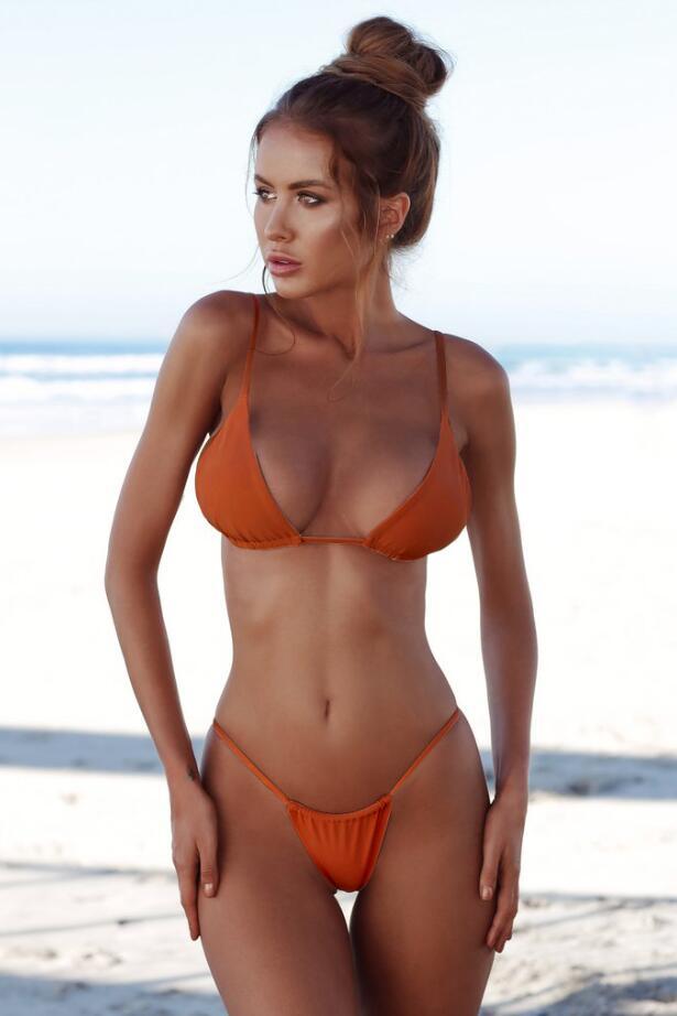 HTB1tDlIXN2rK1RkSnhJq6ykdpXaH Hirigin Thong Bikini 2019 Women Bequini Swimwear Summer Bathing Suit Push Up Padded Swimsuit Sexy Monokini Support Resell