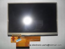 4.8 inch new LMJ048T001A LCD screen display with Touch screen digitizer lens for archos 5/U internet tablet