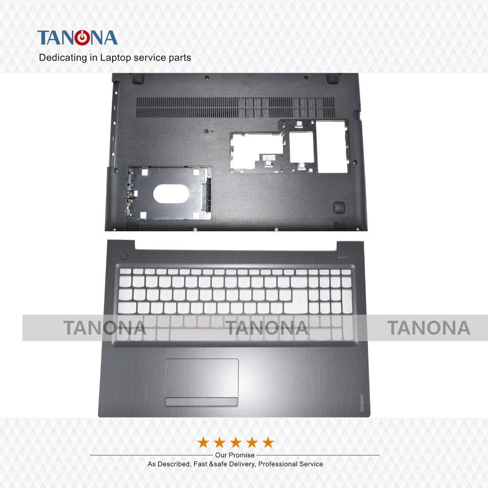 Original New For Lenovo ideapad 310 15 Palmrest Upper Case AP10T000500 Bottom Lower Case Base Cover