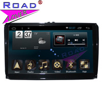 TOPNAVI Octa Core Android 7 1 9Inch Car Media Center Player For VW Universal Bora Sagitar