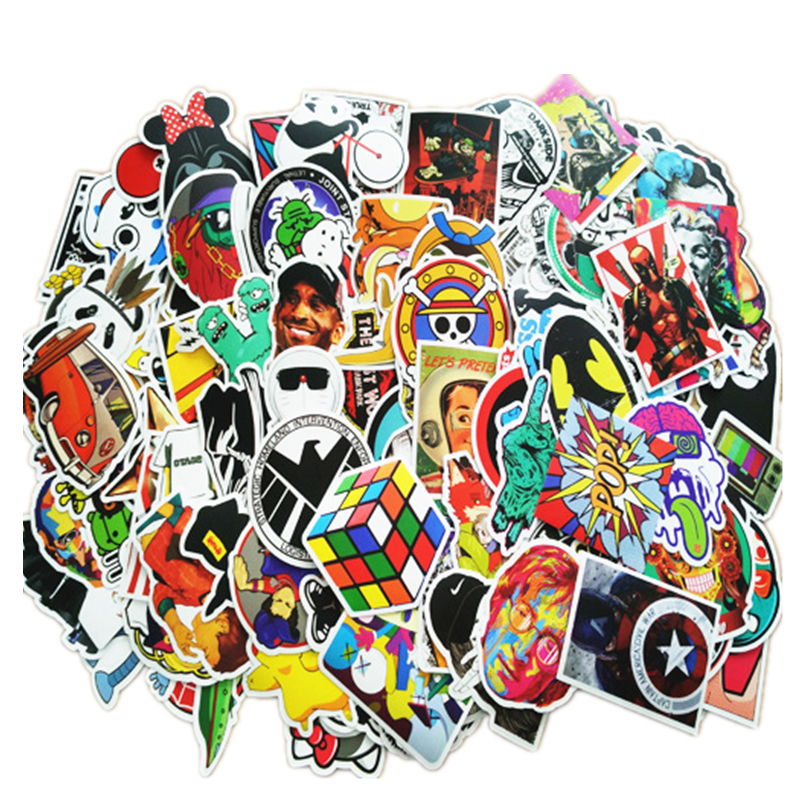 100 PCS / Pack mixed single stickers on cars waterproof decor Doodle laptop motorcycle bike travel case decal Car accessories 110 240v commercial small oil press machine peanut sesame cold press oil machine high oil extraction rate cheap price page 1