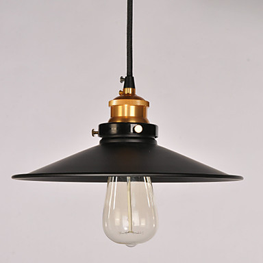 IWHD Edison Retro Loft Style Industrial Pendant Lighting Fixtures Vintage Lamp Painting Processing Luminaire Lampara Colgantes