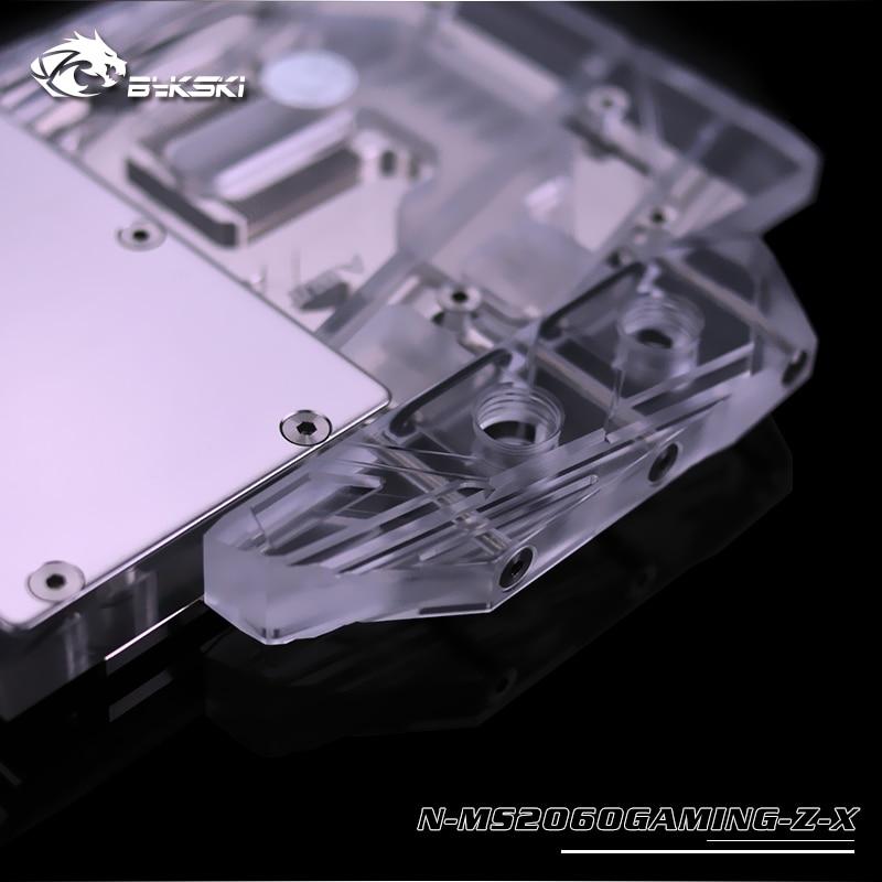 MSI GeForce RTX 2060 Gaming Z 6G, 6GB GDDR6 water block (14)