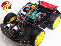 Cduino Smart Car Kit Bluetooth Chassis Suit Tracking Compatible UNO R3 ATMEGA328P ATMEGA DIY RC Electronic