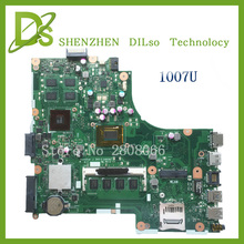 For ASUS X450CC Laptop Motherboard 1007U 2G video memory X450CC motherboard 4G RAM rev2.3 Test