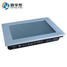 embedded tablet PC 12″ industrial panel pc 5COM/4USB/LPT Resolution 800×600  with Intel C1037U 1.8GHz  2GB RAM 32GB SSD