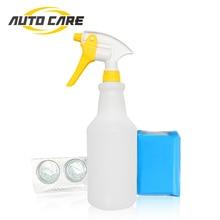 Car Detailing Kit 100g di Argilla Bar Con Spray Bottiglia 2 pcs Magia Dell'argilla Bar Lubrificanti Argilla Compagno di Vernice Auto strumenti di pulizia Kit