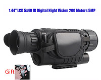 NV1000 5x40 Digital IR Night Vision Monocular Takes Photos Video DVR 200m RL29 0003