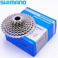 SHIMANO HG400 MTB 9 скоростей Alivio горный велосипед MTB кассета 11-32 т 11-34 Т 36 т CS-HG400-9
