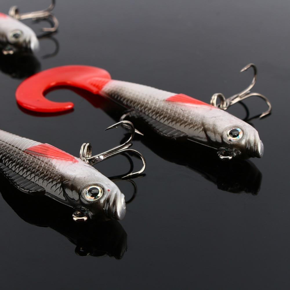Cheap 4pcs lot 10cm bait fishing lures bass fresh salt for Cheap bass fishing tackle