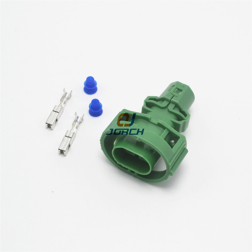 Aliexpress Com   Buy 10 Sets 2 Pin 2 8 Mm Auto Connector