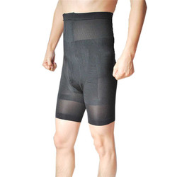 Newly design men body shaper slimming pants compression body shaper strong shaping underwear shorts slim fit.jpg 250x250