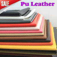 Big Lychee PU Leather Faux Leather Fabric Sewing PU Artificial Leather Upholstery Leather Sold BY THE