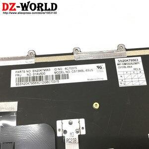 Image 3 - Новый оригинальный американский английский клавиатура подсветки для Thinkpad X230S X240 X240S X250 X260 ноутбука FRU PN 01AV500 01AV540 04X0177 04X0215